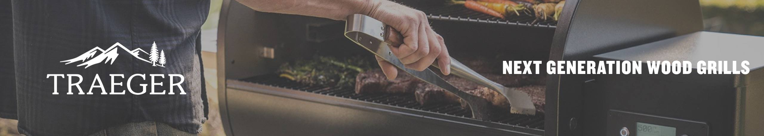More about Traeger grills from Wagoner Lumber