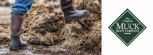 More about Muck Boot footwear from Wagoner Lumber