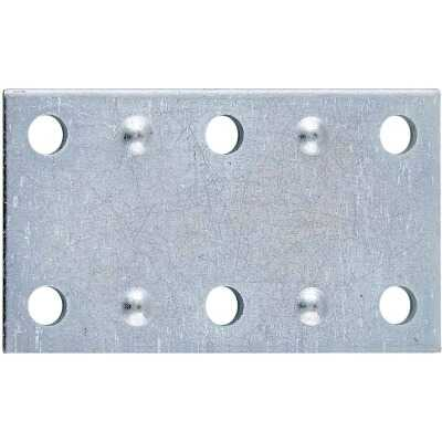 National Catalog V119 2-1/2 In. x 1-3/8 In. Mending Plate (4-Count)
