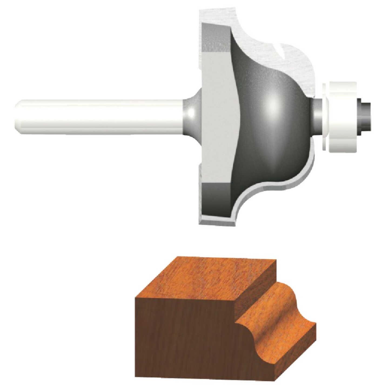 Vermont American Roman Carbide Tip 1/4 In. Ogee Bit Image 3