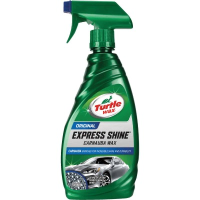 Turtle Wax Express Shine 16 Oz. Trigger Carnauba Spray Car Wax
