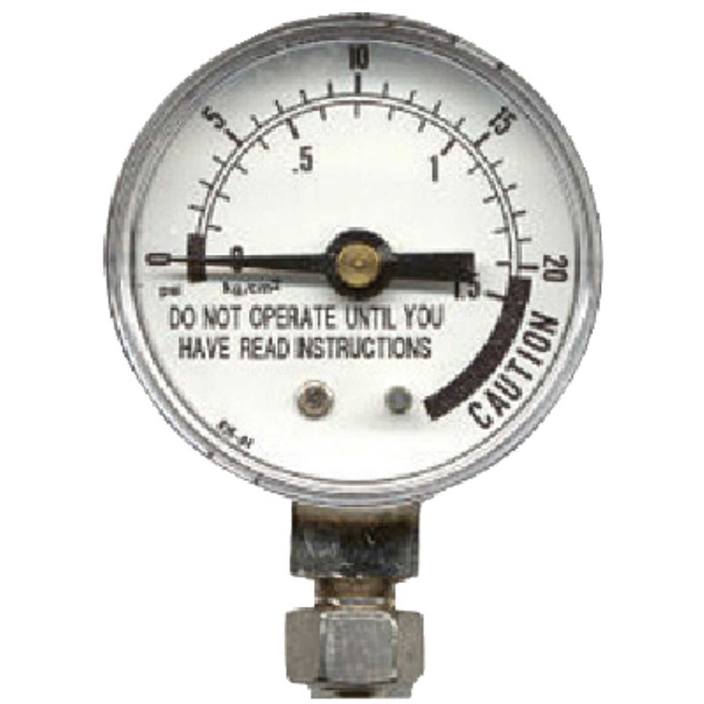 Presto Pressure Gauge with Nut Image 1