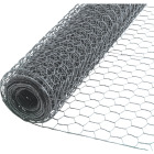 Do it 1 In. x 24 In. H. x 50 Ft. L. Hexagonal Wire Poultry Netting Image 1