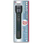 Maglite 27 Lm. Xenon 2D Flashlight, Black Image 2